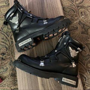 Harley Davidson Boots Sz 7.5